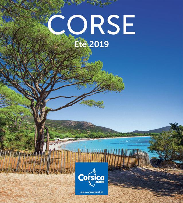 BROCHURE CORSE ETE  2019