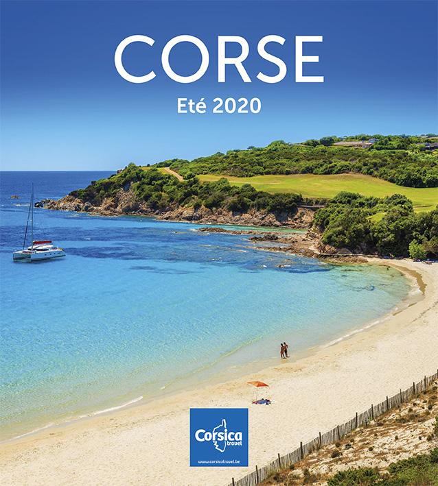 BROCHURE CORSE ETE  2020