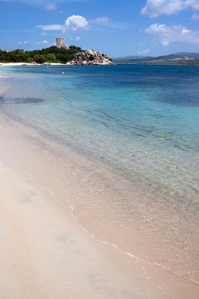 Zuid Corsica Pianottoli Caldarello